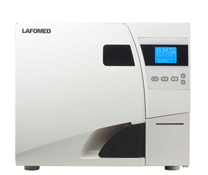 Benchtop Autoclave / Steam Steriliser | CLASS B 22L | LAFOMED