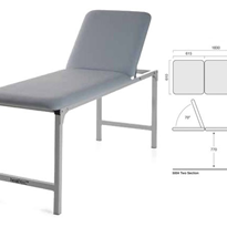 Metal Plinth | Fixed Height with Double Section Top | Healthtec