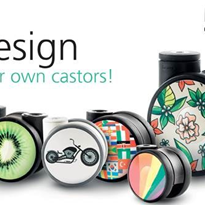 Custom Design Castors and Wheels