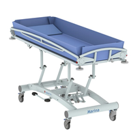 Lopital Marina Hydraulic Shower Trolley | LOPI6100-2300
